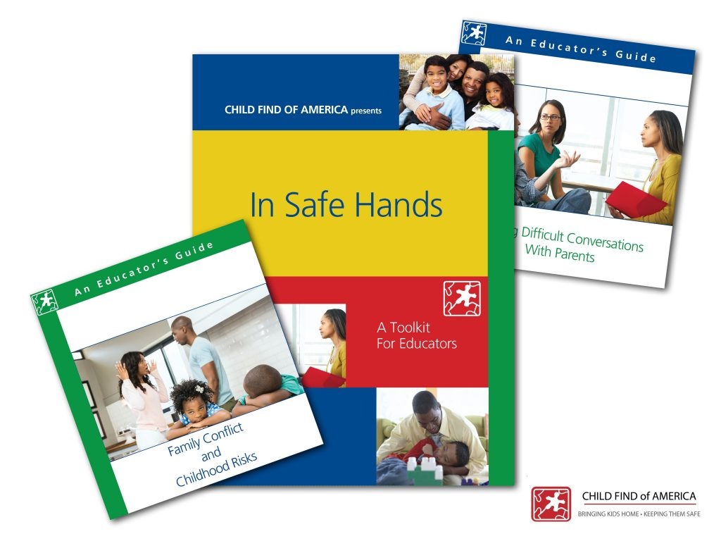 ChildFind In Safe Hands Tool-Kit