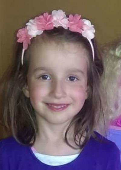 missing child Julia Potter